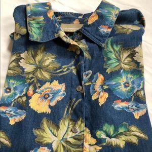Women's Liz Claiborne blouse Size L